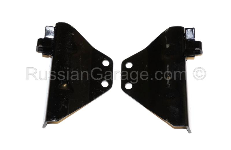 Brackets for seat bench assy (set of 2pc.) URAL