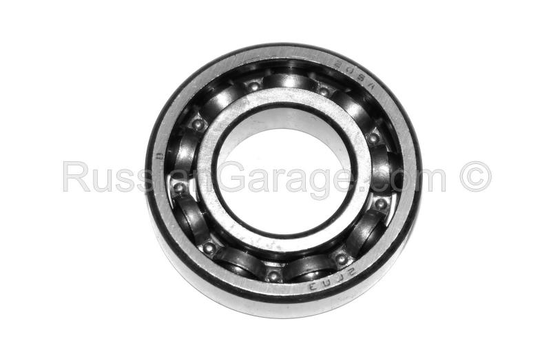 Main primary shaft single row groove ball bearing ...