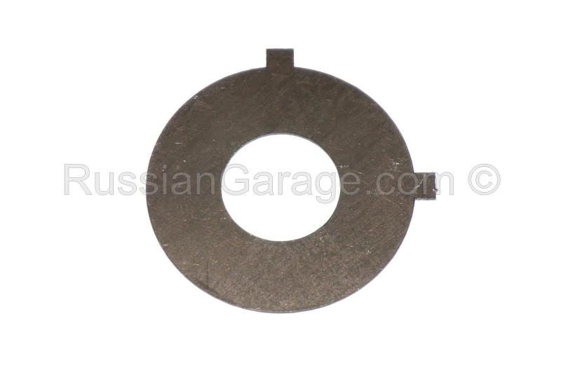 Flywheel fastening bolt lock washer URAL DNEPR