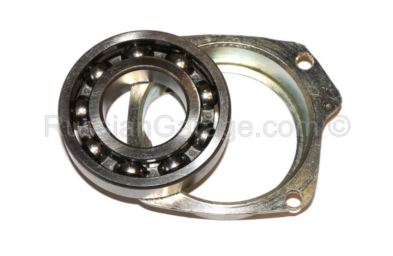Crankshaft front bearing housing bearing 207 assy ...
