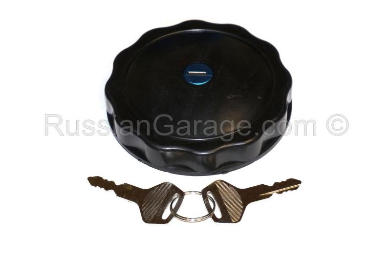 Fuel tank cap with lock URAL DNEPR