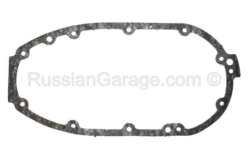Distributor box cover gasket (paronite) URAL