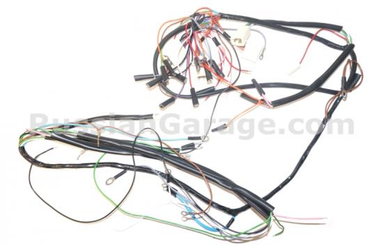 Wire harness URAL