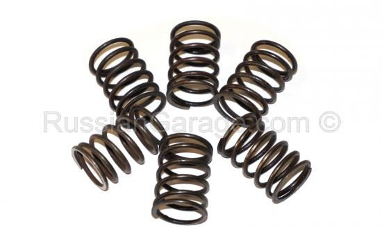 Clutch springs (set of 6pc.) URAL DNEPR