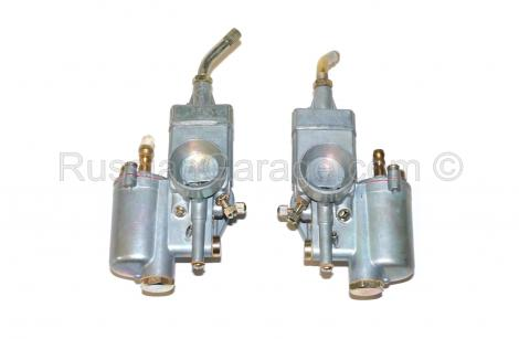 Pair carburetors K301, K302 (K-301, K-302) L&R K-7...