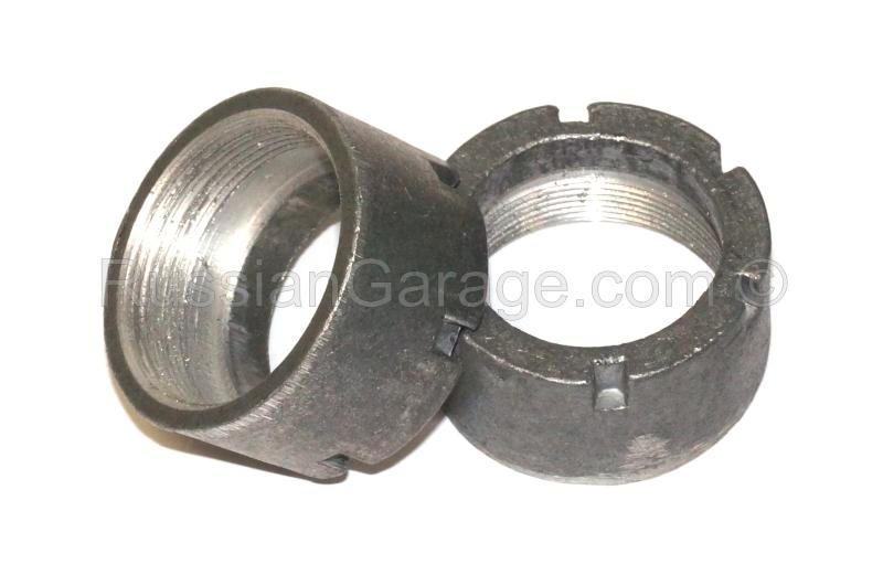 Pair muffler exhaust nuts URAL