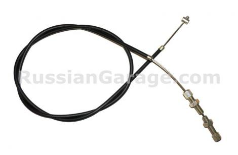 Clutch cable URAL