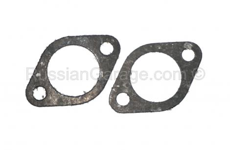Carburetor paronite gaskets 1mm thickness (set of 2pc.) URAL DNEPR