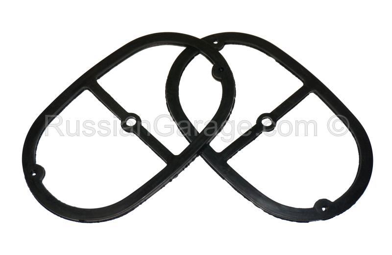 Cylinder head rocker cover gaskets (set of 2pc.) U...