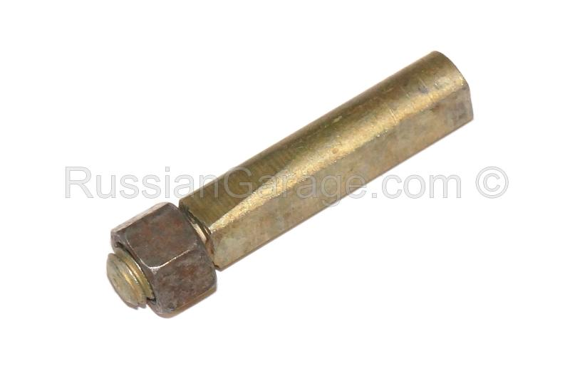 Drive shaft wedge bolt with nut URAL DNEPR K-750