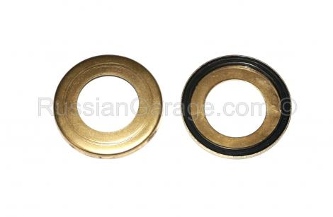 Steering column dust cap with seal assy (set of 2p...