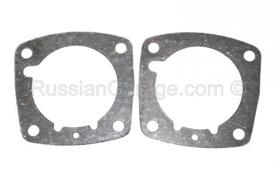 Cylinder gaskets (paronite, set of 2pc.) URAL 650c...
