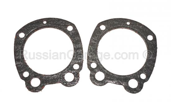 Cylinder head gaskets (metalized paronite, set of ...