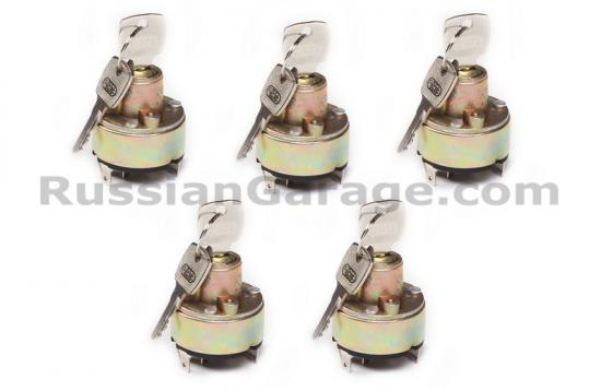 Ignition lock (set of 5pc.) URAL DNEPR