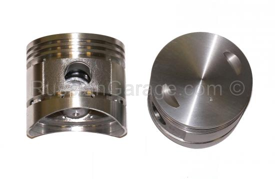 Pistons (group C, 78.02mm, flat top, low octane fuel) URAL