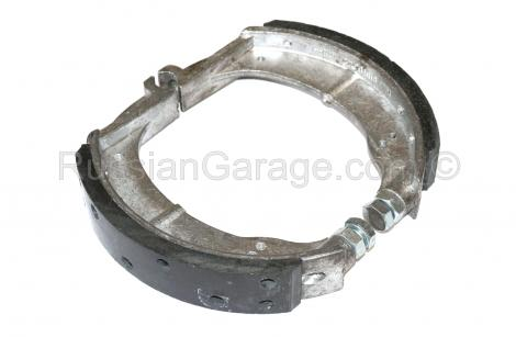 Pair brake shoes assy URAL