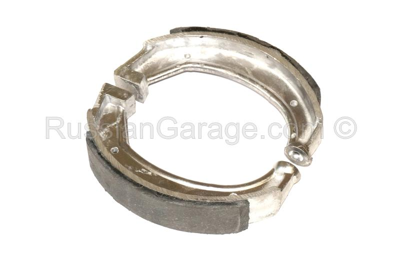 Pair brake shoes assy DNEPR