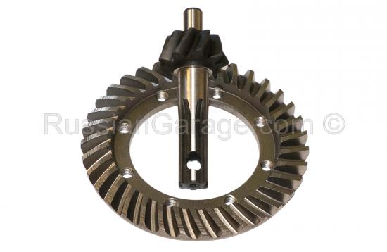 Final drive gear ratio 10/35 URAL DNEPR K-750