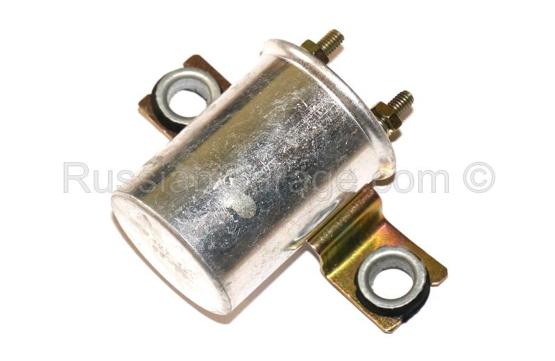 Turn signal relay (2 fitting holes) 12V URAL DNEPR