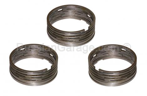 Piston rings complete set: normal, 1st, 2nd (2.5 x...