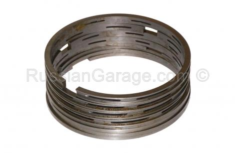 Piston rings set (78.00mm, 2.5 x 2.5 x 5 x 5mm) UR...
