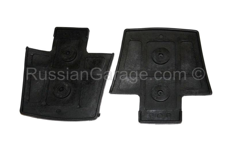 Sidecar front rear light adapter gaskets seals (se...