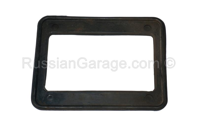 Rubber gasket of rear saddle seat URAL DNEPR K-750...