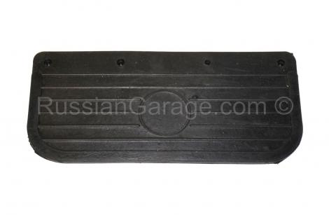 Small rubber mudguard (1pc.) URAL