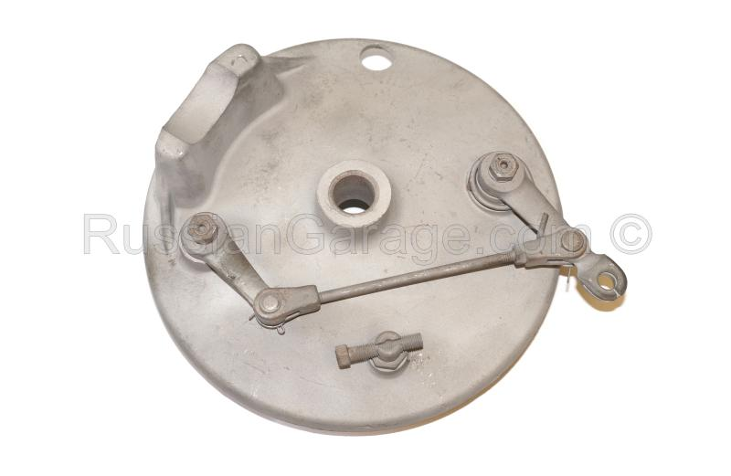 Front brake drum cover URAL