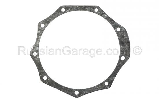 Rear bearing housing gasket (paronite) URAL