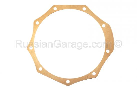 Rear bearing housing gasket (paper) URAL