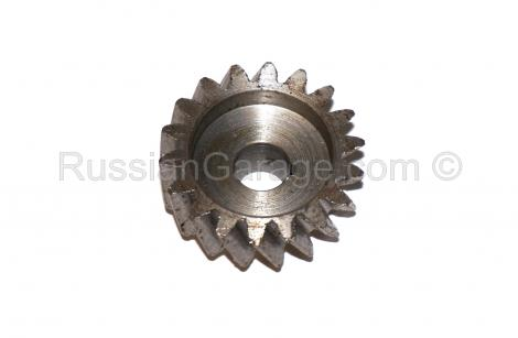 Generator (alternator) G-424 12V gear URAL