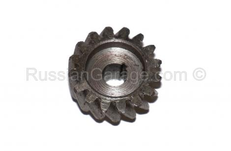 Generator (alternator) G-414 6V gear URAL DNEPR