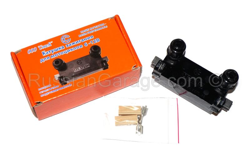 Ignition coil 6V-12V (135.3705M) for contactless i...