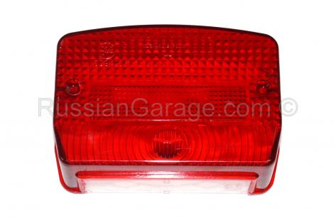 Tail light glass URAL DNEPR
