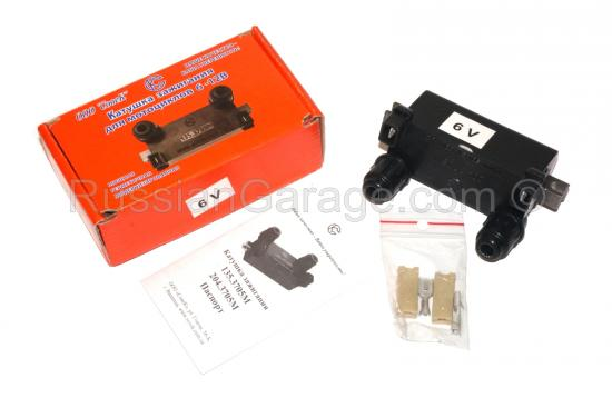 Ignition coil 6V (204.3705M) for contactless ignit...