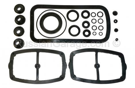 Set of rubber repair gaskets and seals DNEPR MT