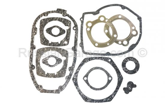 Kit of paronite gaskets for complete engine repair URAL 650cc