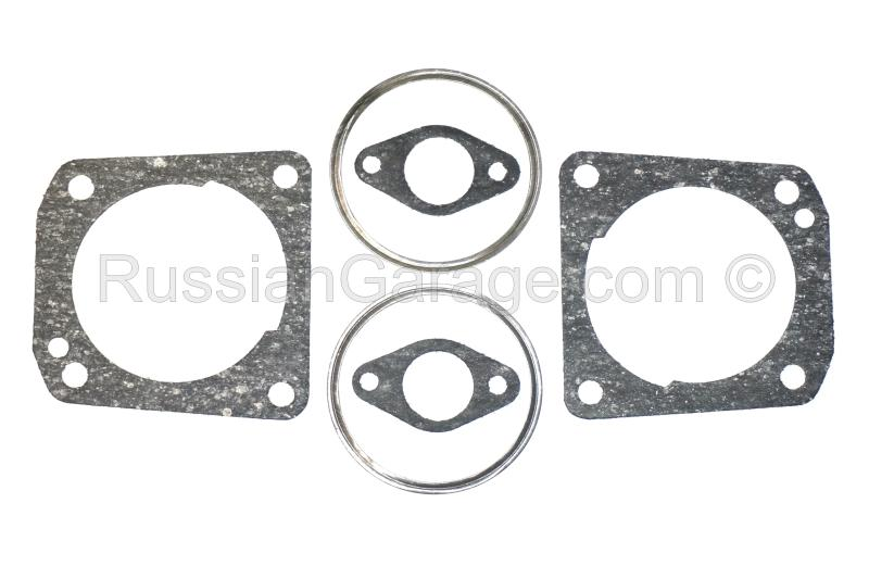 Kit of paronite gaskets for engine repair DNEPR MT