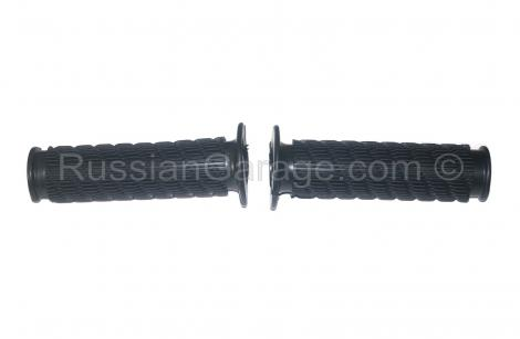 Rubber grips handles 25mm/1in (set of 2pc.) DNEPR ...
