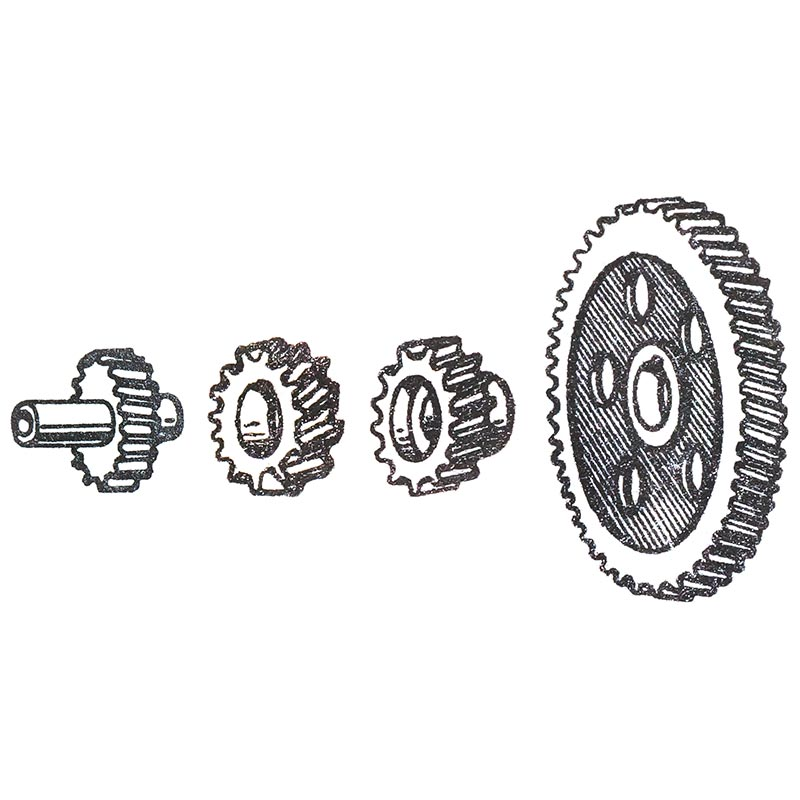 GEARS & BEARINGS