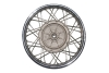 Wheel rim (chromed) cast drum 19