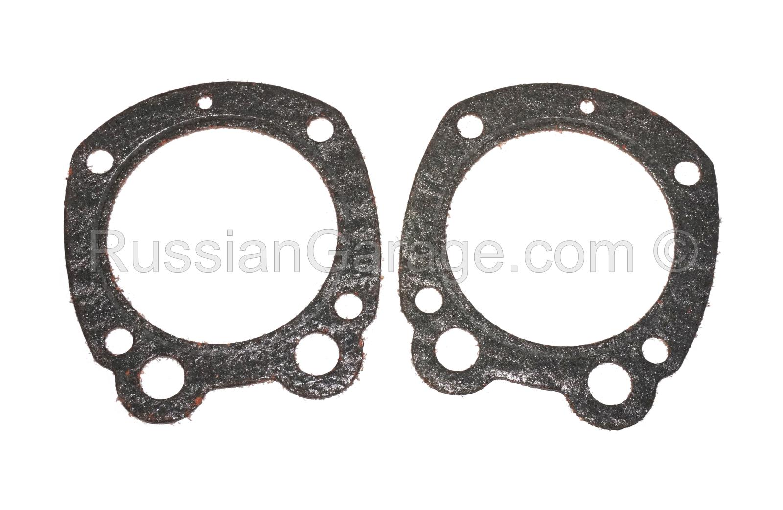 Cylinder head gaskets (metalized paronite, set of 2pc