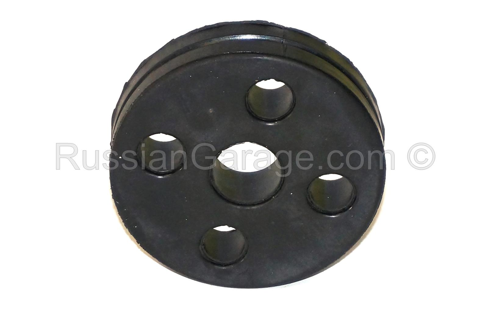 Flexible U-joint coupling (RUBBER only) URAL DNEPR...