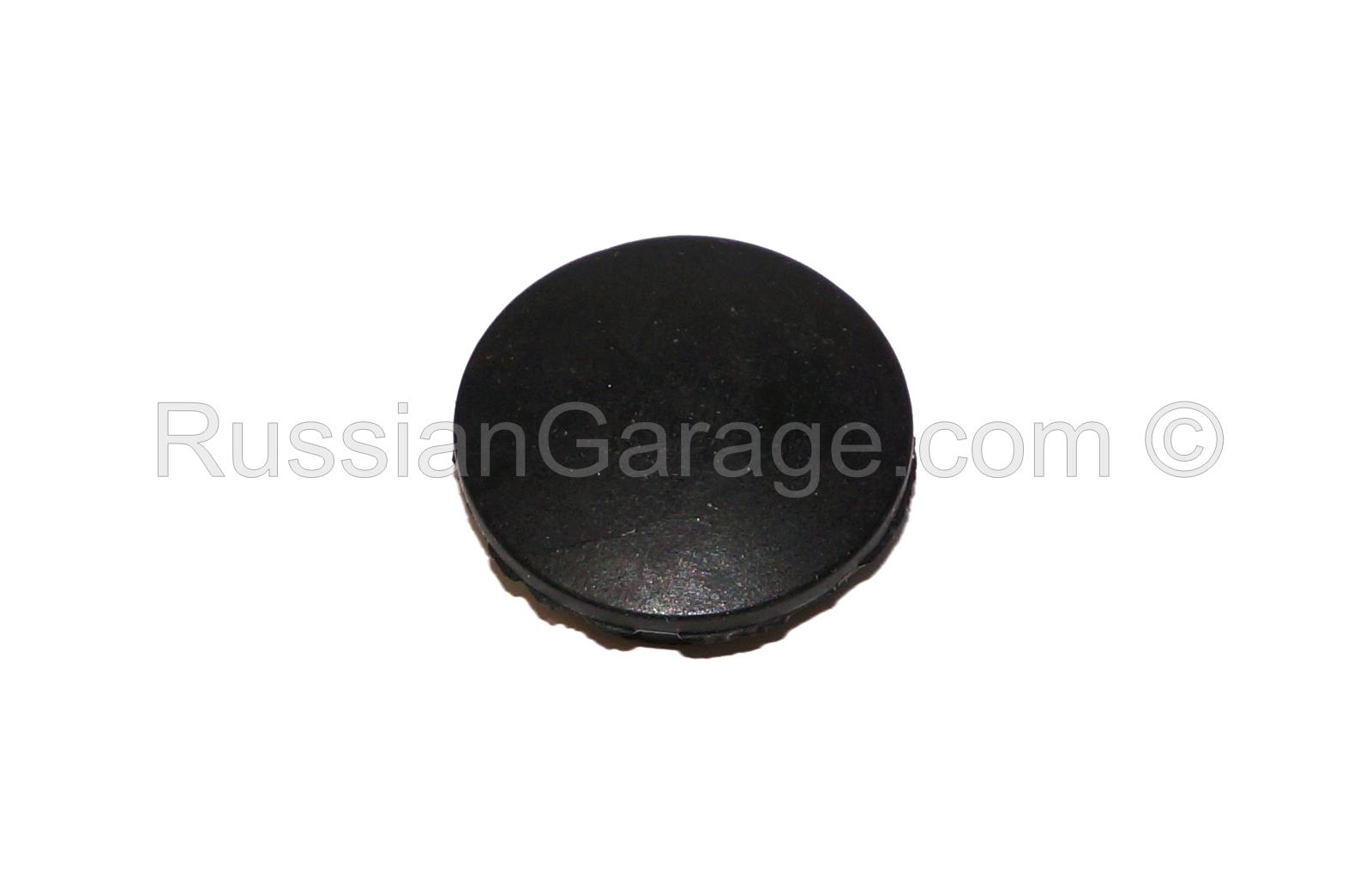 Rubber plug for engine URAL