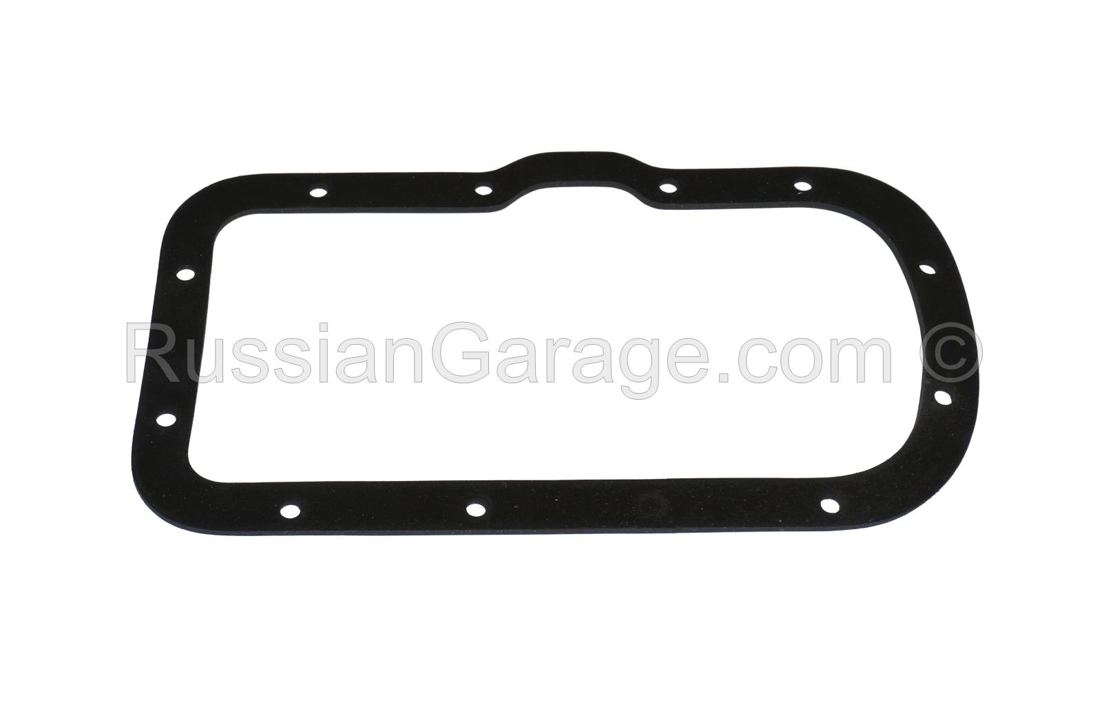 Oil sump gasket (rubber) URAL → Crankcase, oil pan