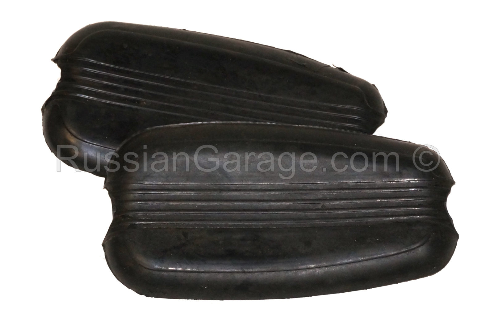 Fuel tank pads (set of 2pc.) URAL