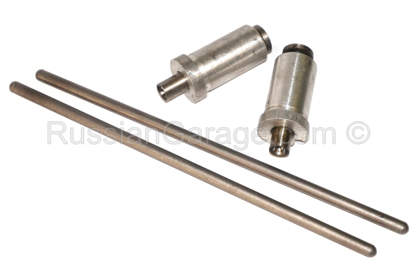 Tappet assy with push rod tube (set of 2pc.) URAL ...