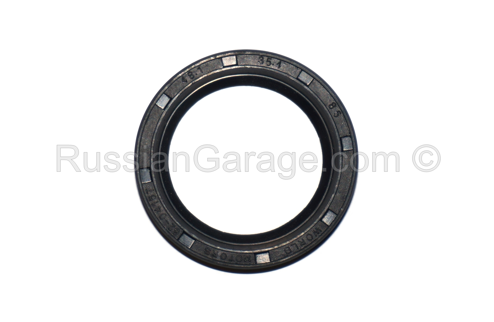 Secondary shaft seal 62-04157 (48.1x35.4x8.5) URAL